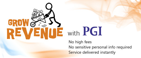 Grow revenue with PGI